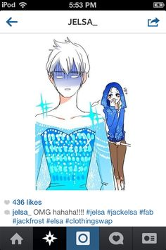 Lol jelsa switched clothes