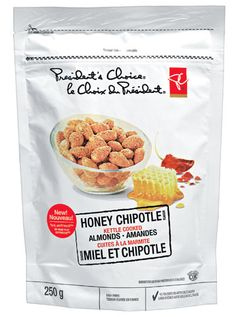 PC Kettle Cooked Honey Chipotle Almonds