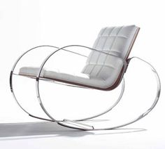 Ica Contemporary Rocking Chair