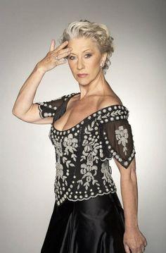 ❥ Helen Mirren~ WOW, this woman...