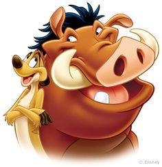 *TIMON & PUMBA ~ The Lion King, 1994