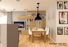 Salon styl Nowoczesny - zdjęcie od design me too - Salon - Styl Nowoczesny - design me too
