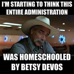 Image result for devos meme