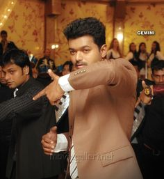 Vijay in Thuppaki Movie