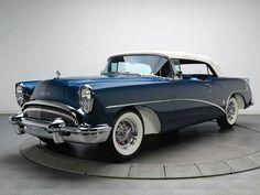 54 Buick Skylark