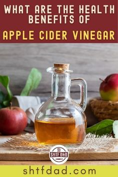 What are the health benefits of apple cider vinegar? Many people believe that apple cider vinegar will improve your skin, hair, and waistline, but is this true? We have investigated what drinking apple cider vinegar will do for you whether you drink it or chew on gummies. Take a look here for more. #applecidervinegar #vinegar #applecidervinegarbenefits #benefitsofapplecidervinegar Apple Cider Uses, Apple Cider Vinegar Benefits, Natural Cures, Natural Health, Health Tips, Health And Wellness, Apple Health Benefits, Long Term Food Storage, Best Money Saving Tips