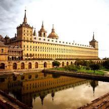 Escorial Monastery, Madrid, Spain