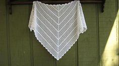 Ravelry: Country Cotton Shawl pattern by Lion Brand Yarn