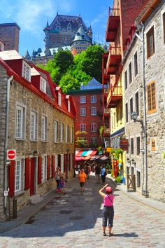 Old Quebec City, Quebec