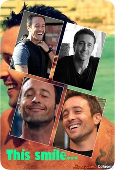 Steve McGarrett, H5O This guy is not from this world. He is so unbelievable handsome.