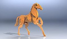 galloping wood horse-wooden-horse-jpg