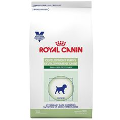 ROYAL CANIN Canine Development Puppy Dry - Small Dog (4.4 lb) >>> Details can be found by clicking on the image. (This is an affiliate link) #DogCare