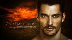 And I'm Jericho. by shinhbang.deviantart.com