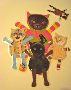 Music Meowlity by kittykittycupcake on Etsy, $20.00