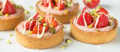 Petit Gateau bakworkshop + recept aardbeientaartjes