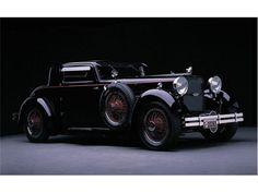 1930 Stutz Antique