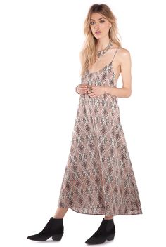Amuse Society Jupiter Dress / Amuse Society
