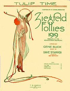 Florenz Ziegfeld and The Ziegfeld Follies