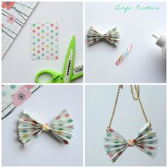How to make a Paper jewels