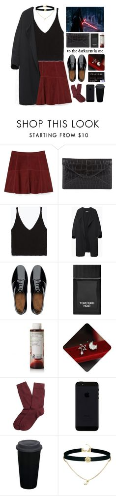 """Star Wars: The Force Awakens"" by blood-under-the-skin ❤ liked on Polyvore featuring Rebecca Minkoff, Stalvey, Zara, BLACK CRANE, FitFlop, Tom Ford, Korres, H&M, Brooks Brothers and ASOS"