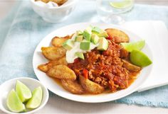 Fantastic soul food, loaded with chilli flavours.