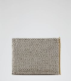 Womens Silver  - Reiss Cindy Embellish, $160