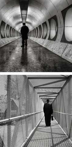"""""""Time Traveler"""" Photo Series by Brian Day 