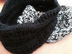 Een persoonlijke favoriet uit mijn Etsy shop https://www.etsy.com/nl/listing/253291620/black-knit-earwarmer