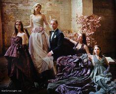 Corrin, Athenodora, Caius, Sulpicia, Didyme ~ members of the Volturi.
