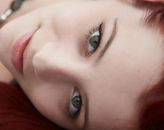 Ariel Piper Fawn green eyes pornstars redheads women wallpaper (#112677) / Wallbase.cc