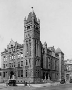 Medical School (1st & Chestnut), University of Louisville, Louisville…