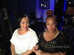 Episode 2 & 3 of Mary Mary!