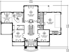 Madden home design champagne house plans pinterest Luxury lake house plans