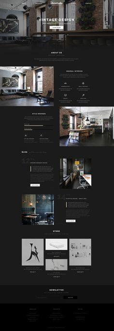 IdeaStudio- Best PSD Template by KulStudio on @creativemarket