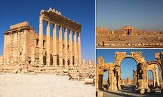 Teo Jioshvili braved war to capture Syria's Palmyra temples before ISIS destruction