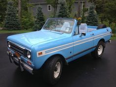 International Harvester Scout Scout II | eBay