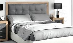 Bedroom Bed Design, Bedroom Furniture Design, Home Bedroom, Bedroom Wall, Interior Design Living Room, Bedroom Decor, Modern Luxury Bedroom, Luxurious Bedrooms, Beds For Small Spaces