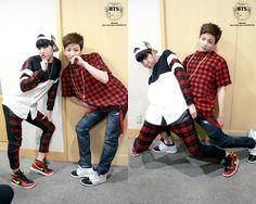 J-Hope & JungKook