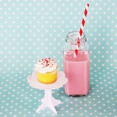 So cute! This site has tons of cute little products for parties: stripey straws, cupcake wrappers, cupcake pedestals, stickers, bags, etc. Shop Sweet Lulu: http://shopsweetlulu.com/