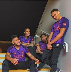 Liverpool release new 'deep violet' away kit for season Liverpool Team, Time Do Liverpool, Camisa Liverpool, Liverpool Anfield, Liverpool Memes, Liverpool Fc Wallpaper, Liverpool Wallpapers, Premier League, Sports