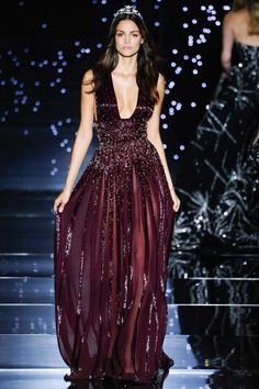 Game Of Thrones Fashion — Ashara Dayne | Zuhair Murad fall/winter 2015
