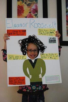 Ideas for biographies