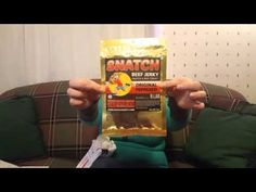 SNATCHJerky Subscription Box Unboxing + Coupon - YouTube