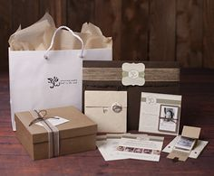 Paperie Boutique • packaging, product presentation, marketing ideas and branding for professional photographers » weekend wrap-up