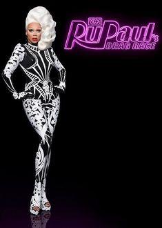 Rupaul's Drag Race season 10 promo Wallpaper B, Orange Wallpaper, Best Drag Queens, Global Tv, Rupaul Drag Queen, Drag Makeup, Racing News, Drag Racing, Tyra Banks