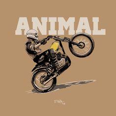 Animal motor company x Fika and Co. Fika, Motor Company, Sketches, Drawings, Movies, Movie Posters, Animals, Art, Art Background