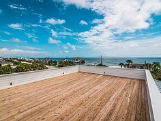 Castlegate Vacation Rental - Stunning Castle and Beach Views - Huge Sky DeckVacation Rental in Vilano Beach from @homeaway! #vacation #rental #travel #homeaway