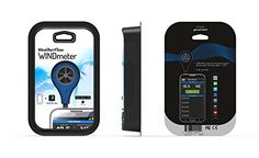 WeatherFlow Wind Meter for Smart Phone >>> More info could be found at the image url.