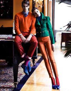 Men's Fashion ...L.O.V.E. these colors