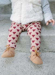 Baby Harem Pants | AnchoreDeep on Etsy